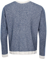 Norse Projects Arild Linen Jumper N45-0322-0001 Blue / White