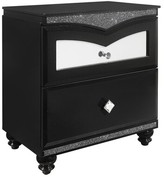 Everly Farish 2 Drawer Nightstand Quinn
