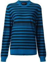Sonia Rykiel striped pullover - women - Wool - S