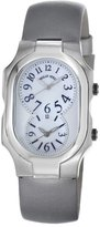 Philip Stein Teslar Women's 2-NFMOP-IPL Signature Silver Color Strap Watch