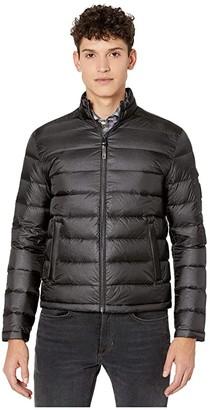 Mackage James Foil Ripstop Puffer (Black) Men's Coat
