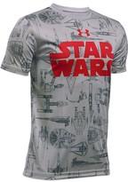 Under Armour Boys' Star Wars Ships Short Sleeve Tee - Sizes S-XL