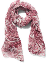 New York & Co. Paisley Scarf