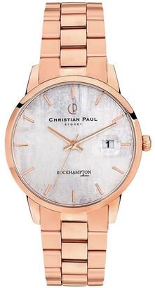 Christian Paul RHC4033 Rockhampton Rose Gold