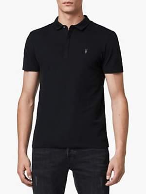 AllSaints Brace Polo Shirt