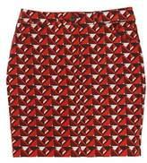 Petit Bateau Womens skirt with a striking print