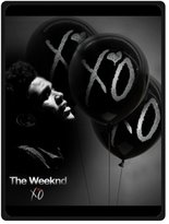 AOIKH Custom Throw Fleece Blanket The Weeknd Xo 58 Inch x 80 Inch (Large)
