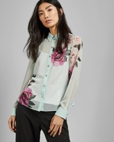 Ted Baker ZAYLAA Magnificent blouse