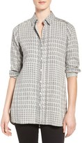 Foxcroft Houndstooth Shirt