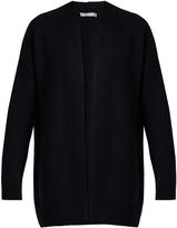 Vince Open-front cashmere knit cardigan