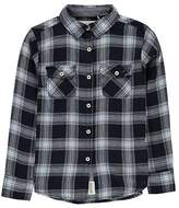 Soul Cal SoulCal Kids Girls Long Sleeve Flash Shirt Junior Casual Chest Pocket Fold Over