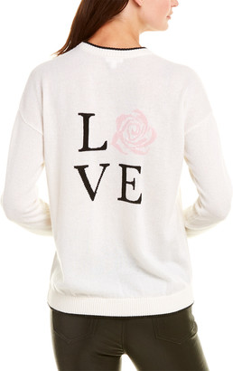 Minnie Rose Love Cashmere Crew