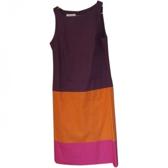 Bonpoint Multicolour Cotton Dress for Women Vintage