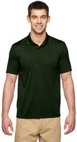 Gildan Mens Performance 4.7 oz. Jersey Polo G448 -MARBL FOREST XL