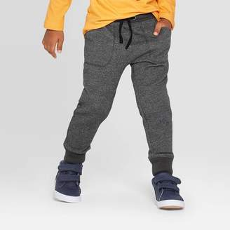 Cat & Jack Toddler Boys' Jogger Pants - Cat & JackTM Charcoal