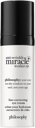 philosophy Anti-Wrinkle Miracle Worker Eye+ Line-Correcting Eye Cream