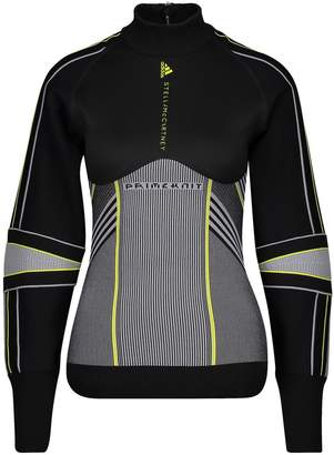 adidas by Stella McCartney Adidas By Stella Mc Cartney Long-sleeved running top
