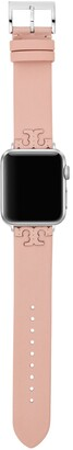 Tory Burch McGraw Band for Apple Watch, Blush Leather, 38 MM 40 MM