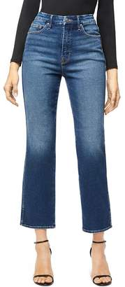 Good American Western Good Curve Jeans in Blue324
