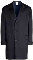 Kiton Cashmere Top Coat