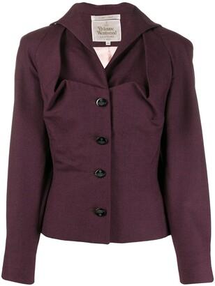 Vivienne Westwood Pre Owned 1990's 'Gold Label' jacket