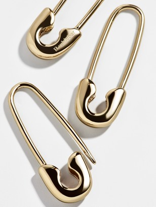 BaubleBar Mini Spillo 14K Solid Gold Single Earring