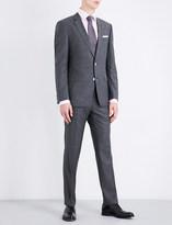 BOSS Slim-fit wool suit