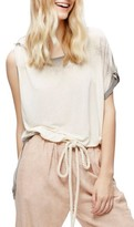 Free People Women's Pluto One-Shoulder Tee