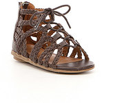 Kenneth Cole Reaction Girl's Bright Braids-T Ghillie Sandals