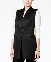 Alfani Petite Hardware-Detail Vest, Only at Macy's