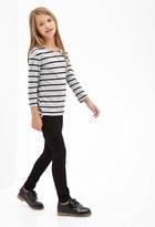 Forever 21 FOREVER 21+ Girls Cargo-Pocket Skinny Jeans (Kids)