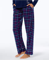 Tommy Hilfiger Flannel Freemont Plaid Pajama Pants