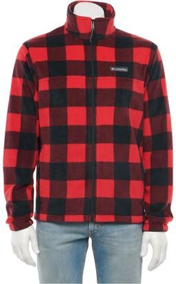 Columbia Men's Steens Mountain Printed Jacket