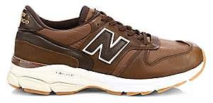 New Balance Men's 770.9 Made in UK Leather Sneakers