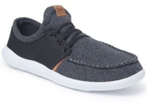 Dearfoams Supply Co. Men's Jordan Moc Toe Slippers Men's Shoes