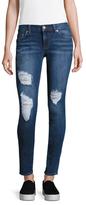 Hudson Krista Whiskered Skinny Jean