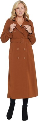 Linea by Louis Dell'Olio Regular Length Long Trench