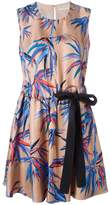 Emilio Pucci tree print dress