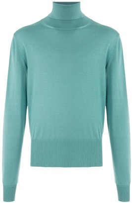 Dolce & Gabbana Turtle Neck Knitted Jumper