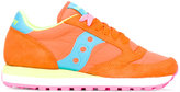 Saucony panel lace-up sneakers - women - Nylon/rubber - 37.5