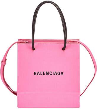 Balenciaga Shopping XXS Calfskin Tote Bag