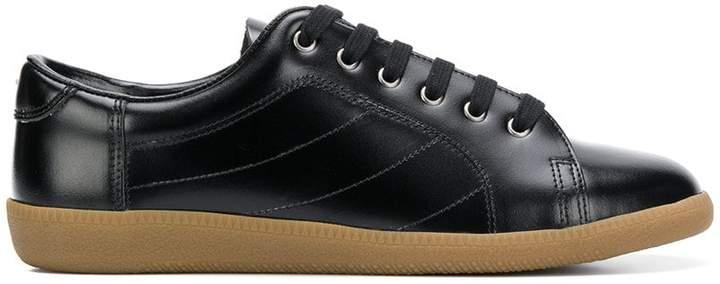 Maison Margiela lace up sneakers