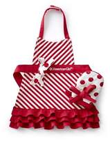 Williams-Sonoma Williams Sonoma American GirlTM; Holiday Doll Apron & Oven Mitt Set