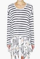 Sass & Bide Cotton Stripe Top