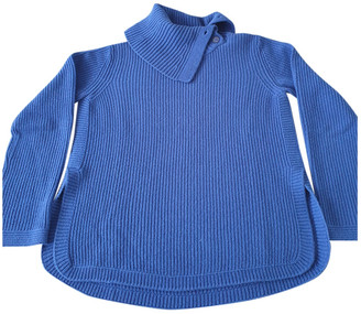 Benetton Blue Wool Knitwear