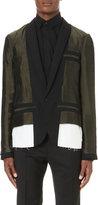 Haider Ackermann Inside Out Fleecewool Jacket