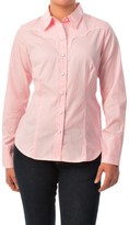 Pendleton Snap-Front Woven Shirt - Long Sleeve (For Women)