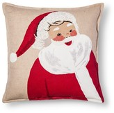 Threshold Ruby Ring Ruby Ring Santa Throw Pillow