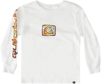 Quiksilver Kids' Note to Self Graphic Tee