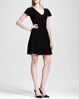 Theory Anderz Evian Stretch Dress